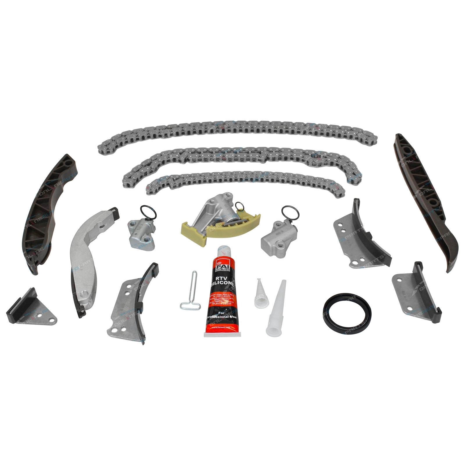 FAI Timing Chain Kit suits Hyundai iLOAD iMax TQ-V TQ-W