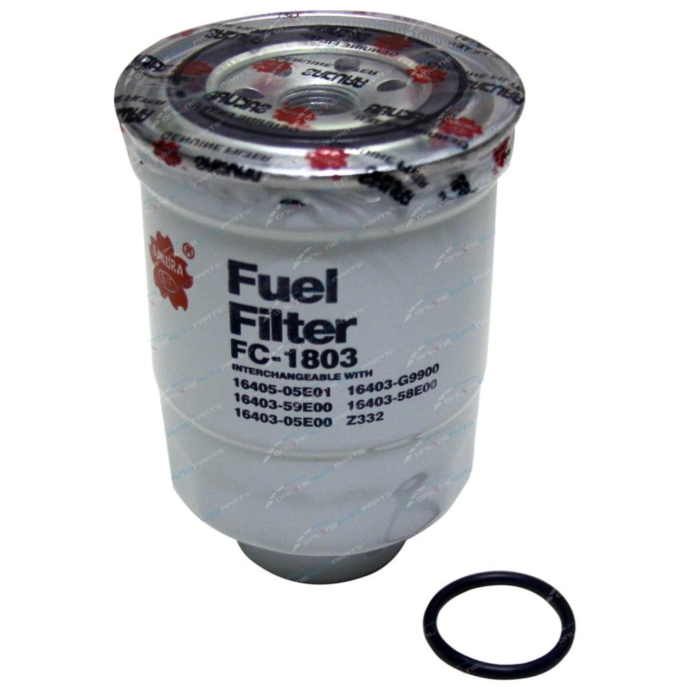 medium resolution of diesel fuel filter fuel filter sakura click to enlarge