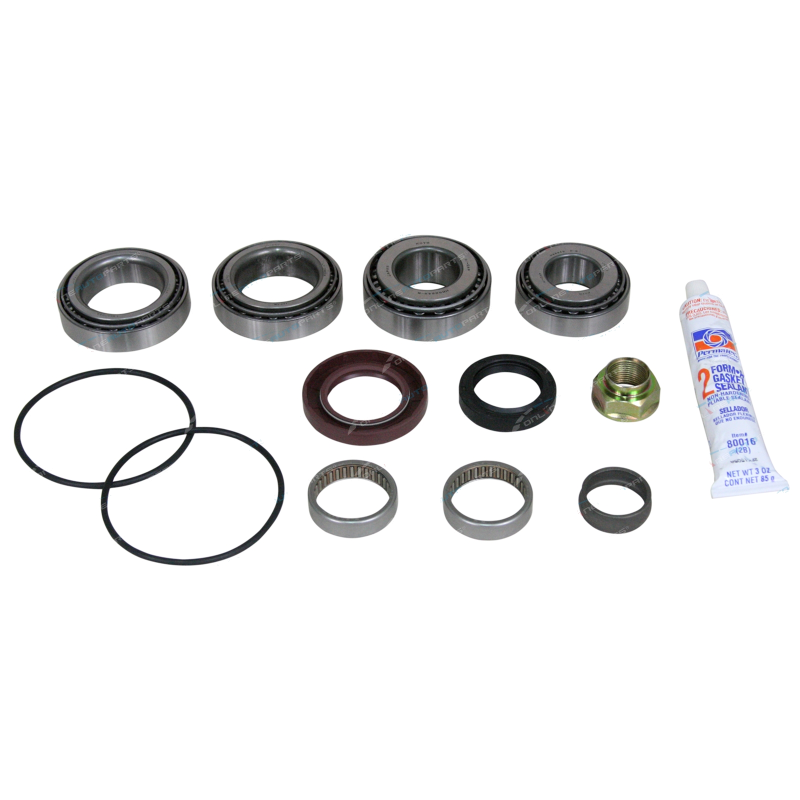 Diff Bearing Repair Kit VT Commodore + Calais V6 6cyl Non