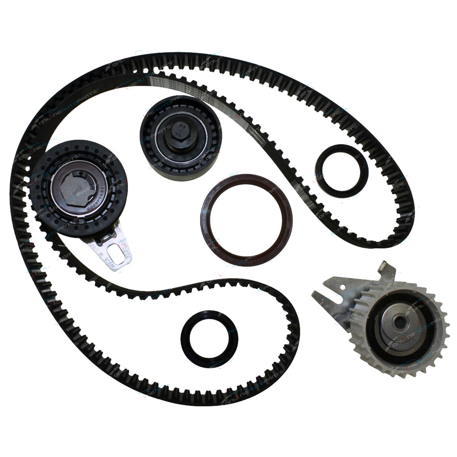 Timing Belt Tensioner Kit 147 156 2 0l Ar