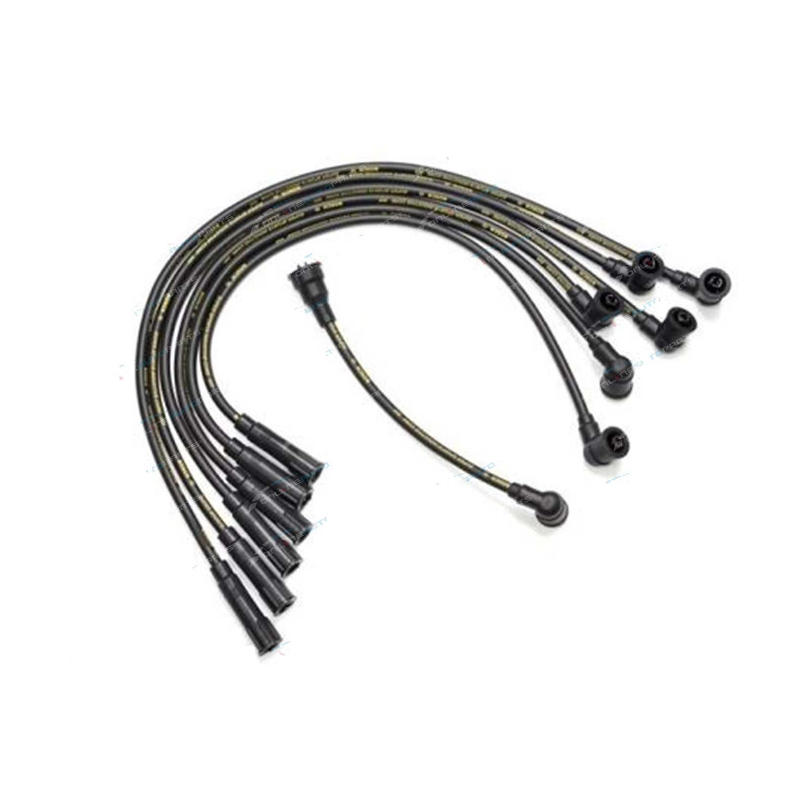 Bosch Ignition Spark Plug Lead Set Mitsubishi Pajero NF NG