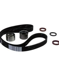 timing belt tensioner kit optibelt suits mitsubishi verada kj [ 1600 x 1600 Pixel ]