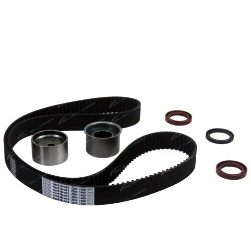 small resolution of timing belt tensioner kit optibelt suits mitsubishi verada kj