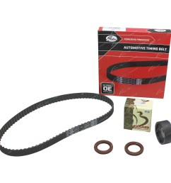 timing belt tensioner kit for suzuki sierra 1 3 sj50 sj70 sj80 sj413 1984 1998 [ 1600 x 1600 Pixel ]