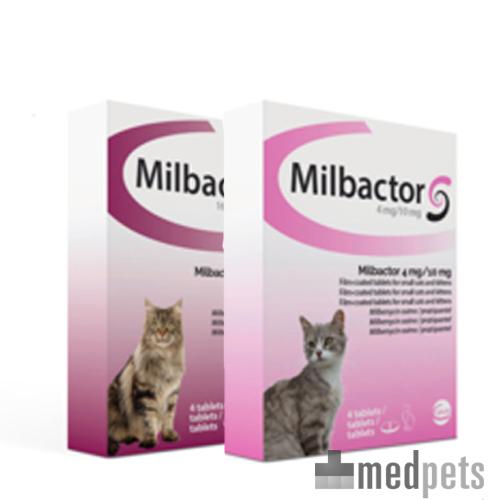 beste ontwormingsmiddel kat milbactor