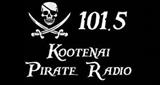 101.5 Kootenai Pirate Radio