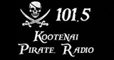 101.5 Kootenai Pirate Radio