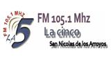 La Cinco 105.1 FM
