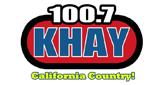 100.7 KHAY California Country