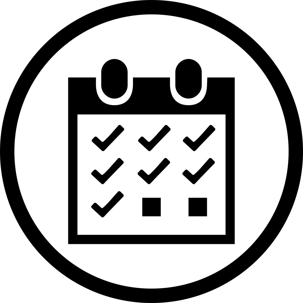Attendance Management Svg Png Icon Free Download 383254