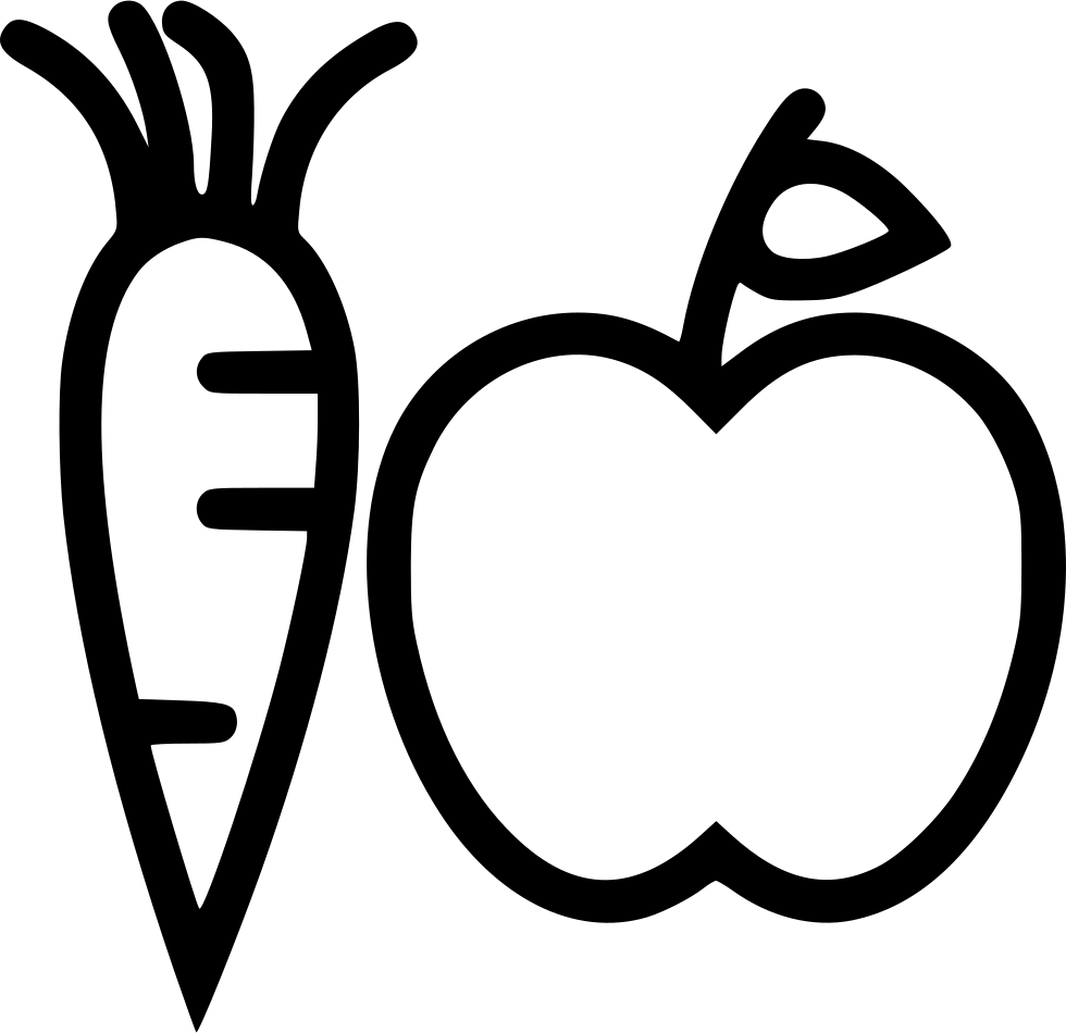 Fruits Vegetables Svg Png Icon Free Download (#498692
