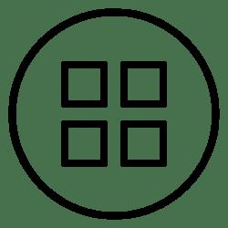 icon menu app android application outline svg grid file eps onlinewebfonts alleviate cdr