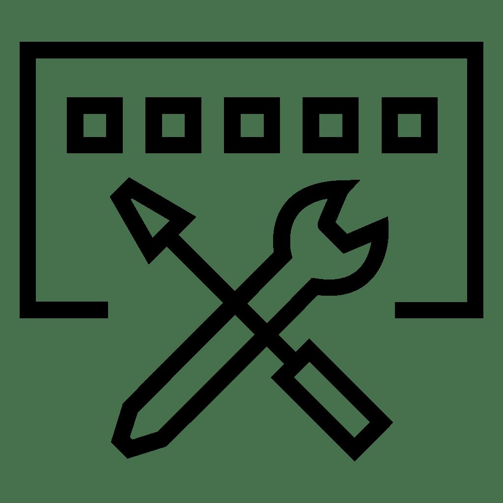 Data Maintenance Definition Machine Svg Png Icon Free