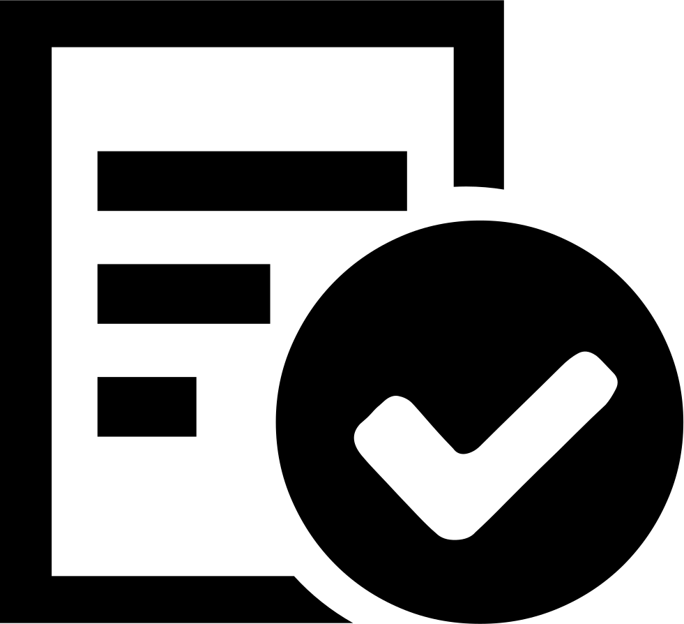 Fee Approval Svg Png Icon Free Download 166163