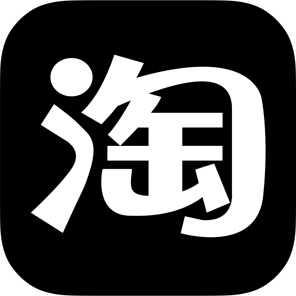 TaoBao Svg Png Icon Free Download (#189211) - OnlineWebFonts.COM