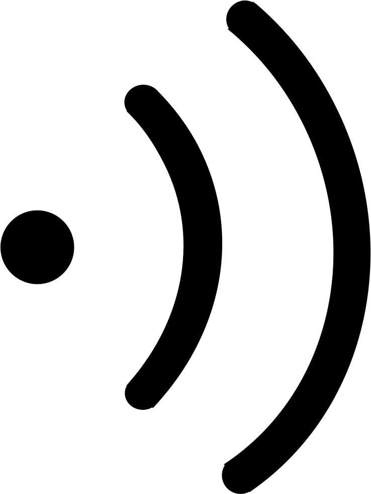 Wave Icon Png : Sound, Download, (#203868), OnlineWebFonts.COM