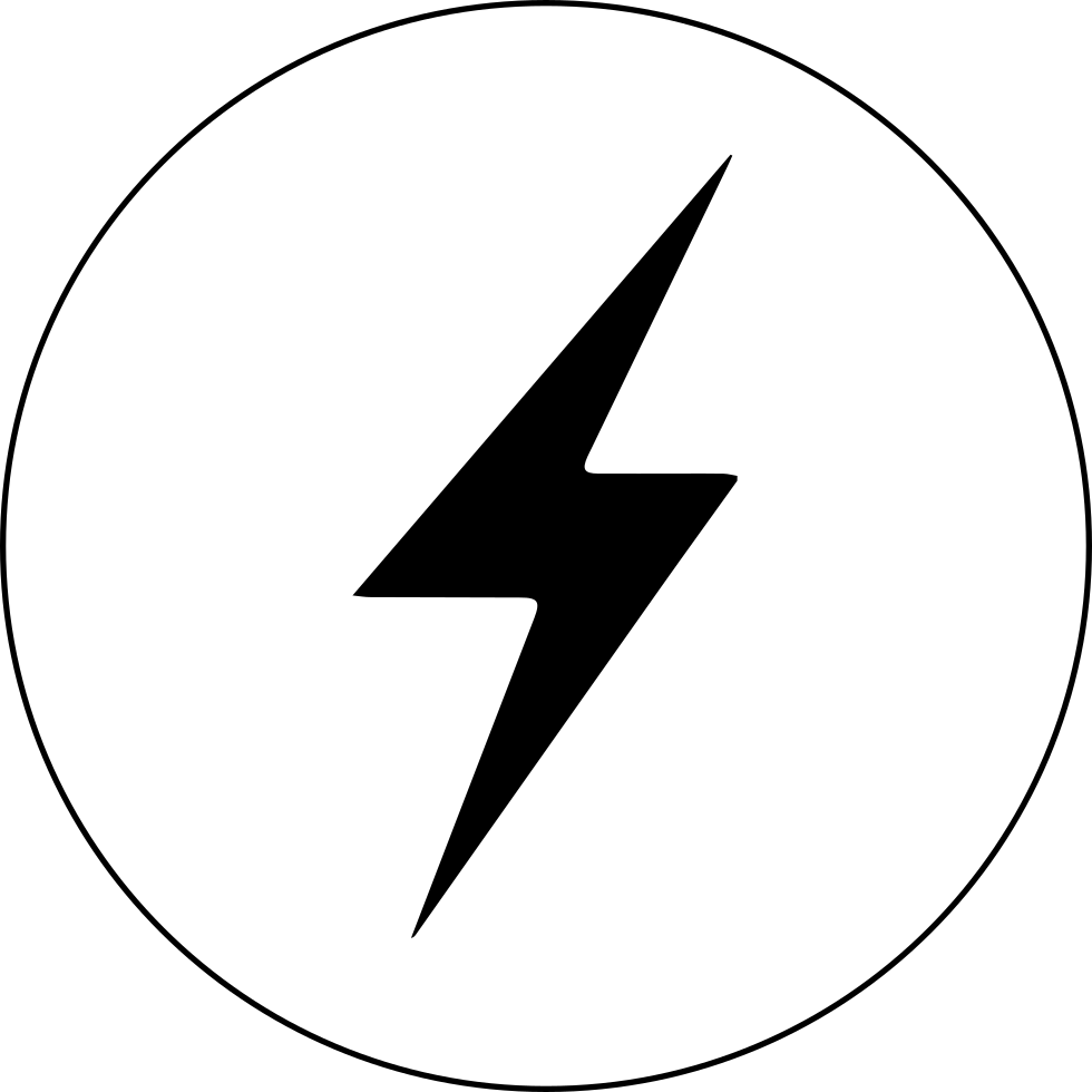 Lightning Svg Png Icon Free Download (#217012