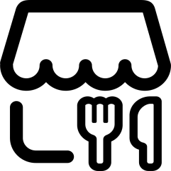 List Of Restaurants Svg Png Icon Free Download #224457 OnlineWebFonts COM