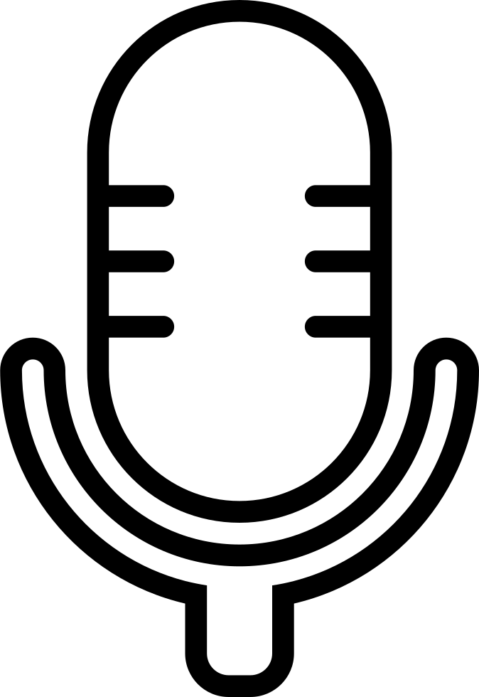 Microphone Svg Png Icon Free Download (#230249
