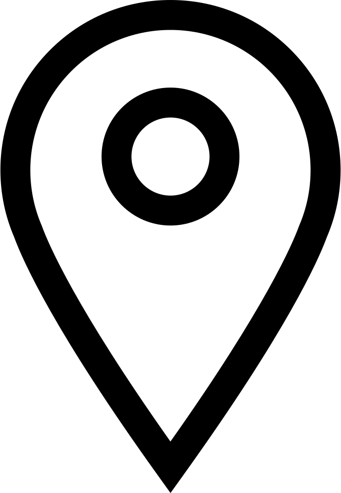 Location Icon Svg Png Icon Free Download #292413