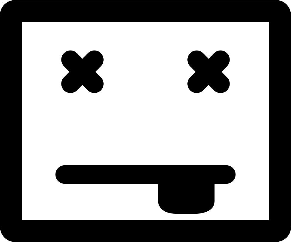 Face Error Svg Png Icon Free Download 376288