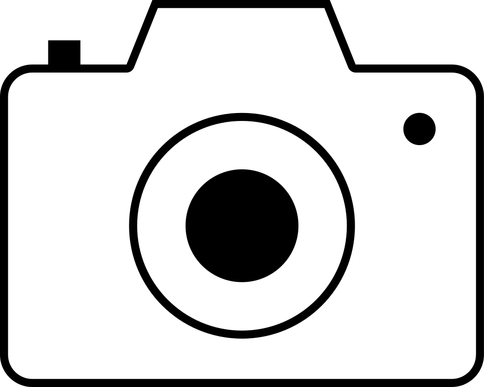 Camera Outline Svg Png Icon Free Download (#395778