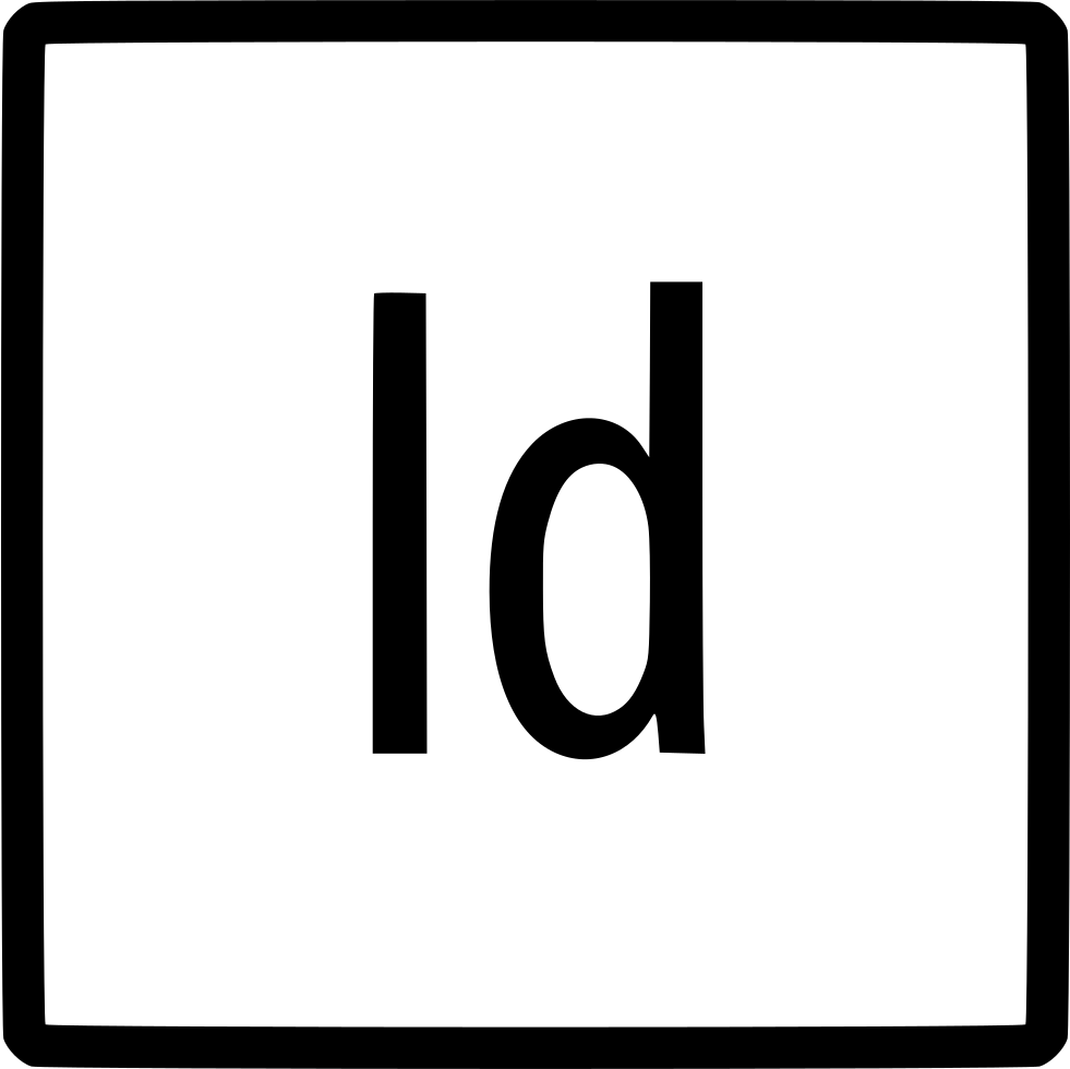 Adobe Indesign Copyrighted Svg Png Icon Free Download