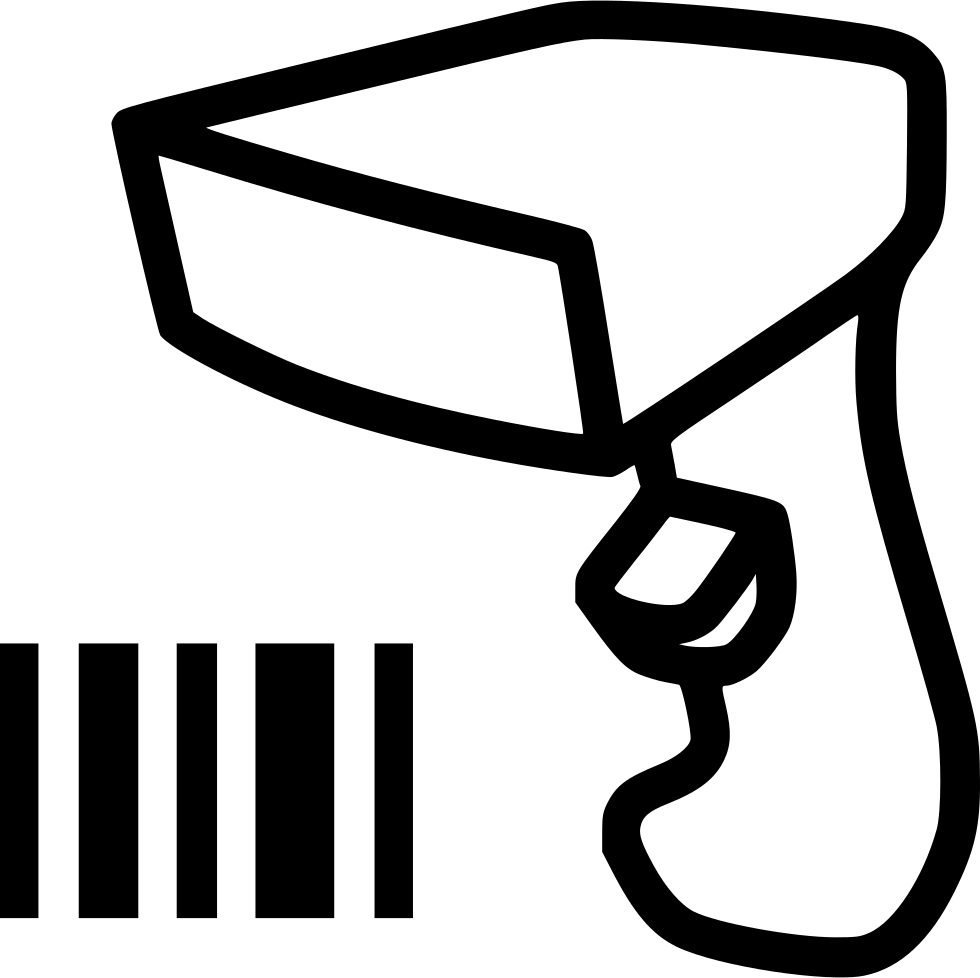 Barcode Scanner Svg Png Icon Free Download (#432297
