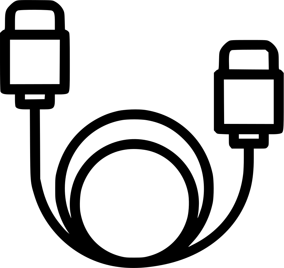 Hdmi Cable Svg Png Icon Free Download (#445984