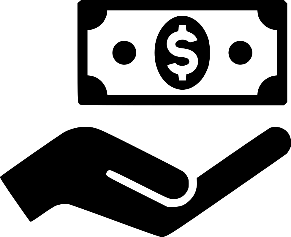 Hand Money Svg Png Icon Free Download 452039