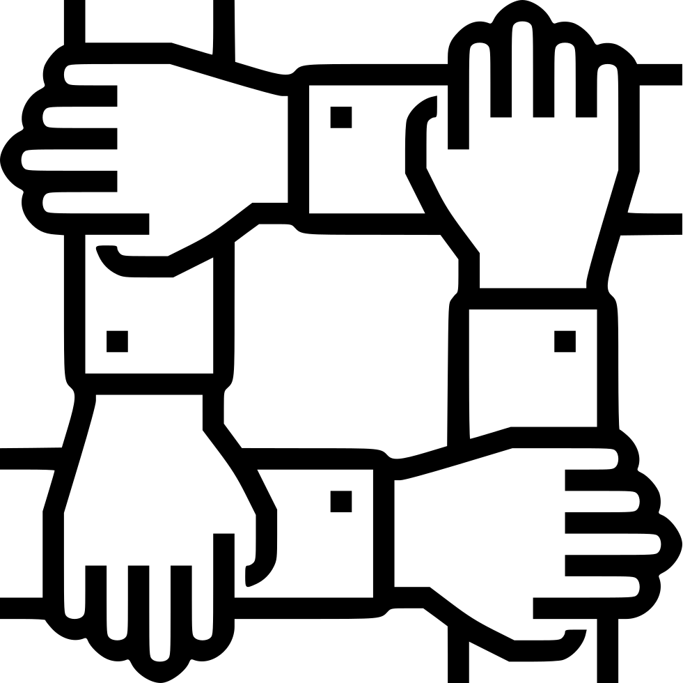 Teamwork Collaboration Svg Png Icon Free Download (#453102