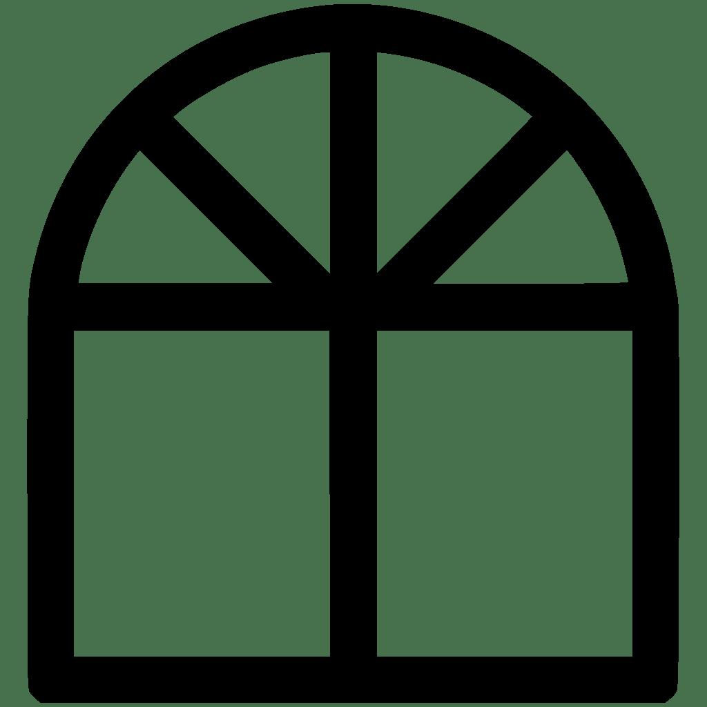 Interior Design Fashion Door Window Civil Svg Png Icon