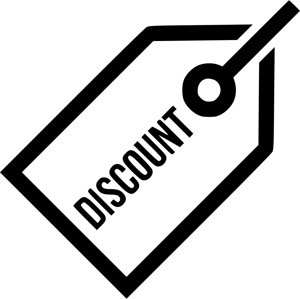 Discount Tag Svg Png Icon Free Download (#456356