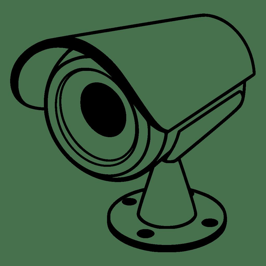 Cctv Camera Svg Png Icon Free Download (#460594