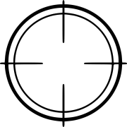 crosshair svg icon free