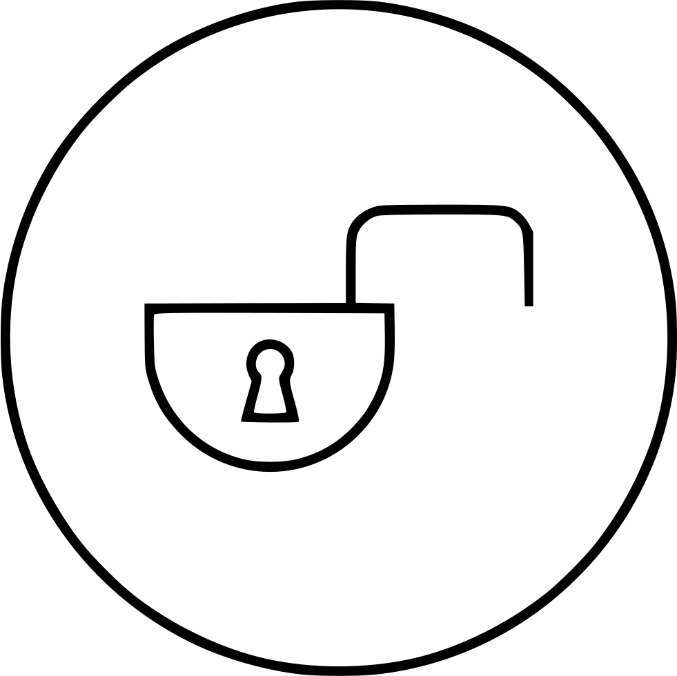Lock Security Unlock Unsecure Svg Png Icon Free Download