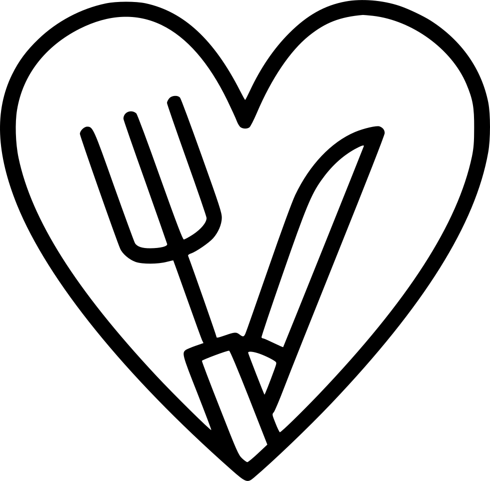 Love Food Svg Png Icon Free Download (#480611
