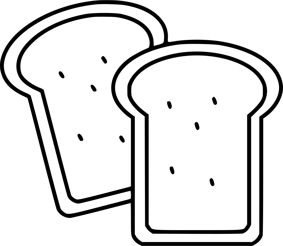 Toast Svg Png Icon Free Download (#481444