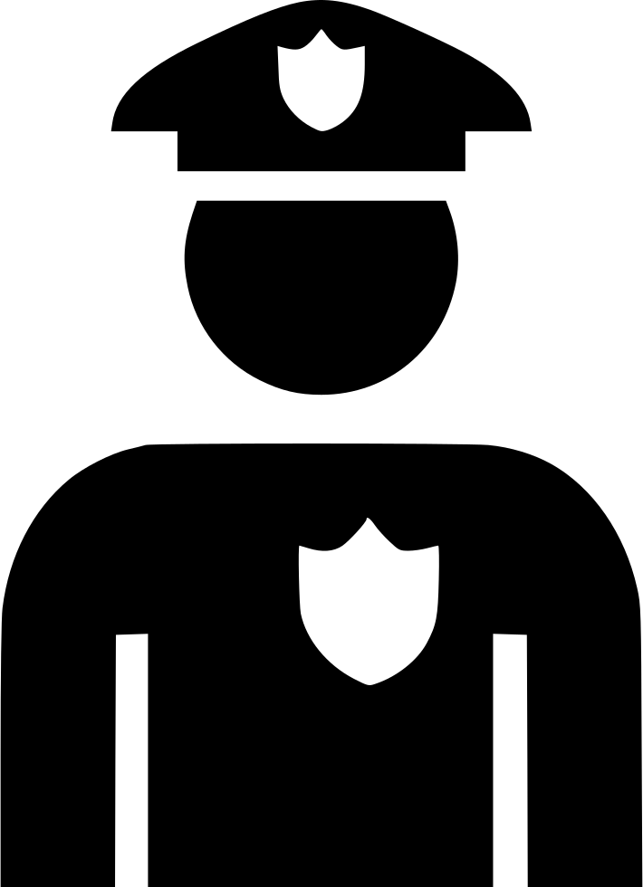 Police Officer Svg Png Icon Free Download 506407  OnlineWebFontsCOM