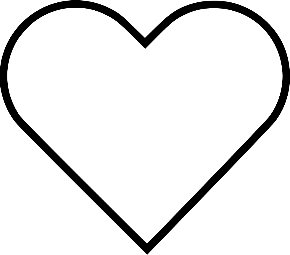 Download Heart Svg Png Icon Free Download (#517445 ...