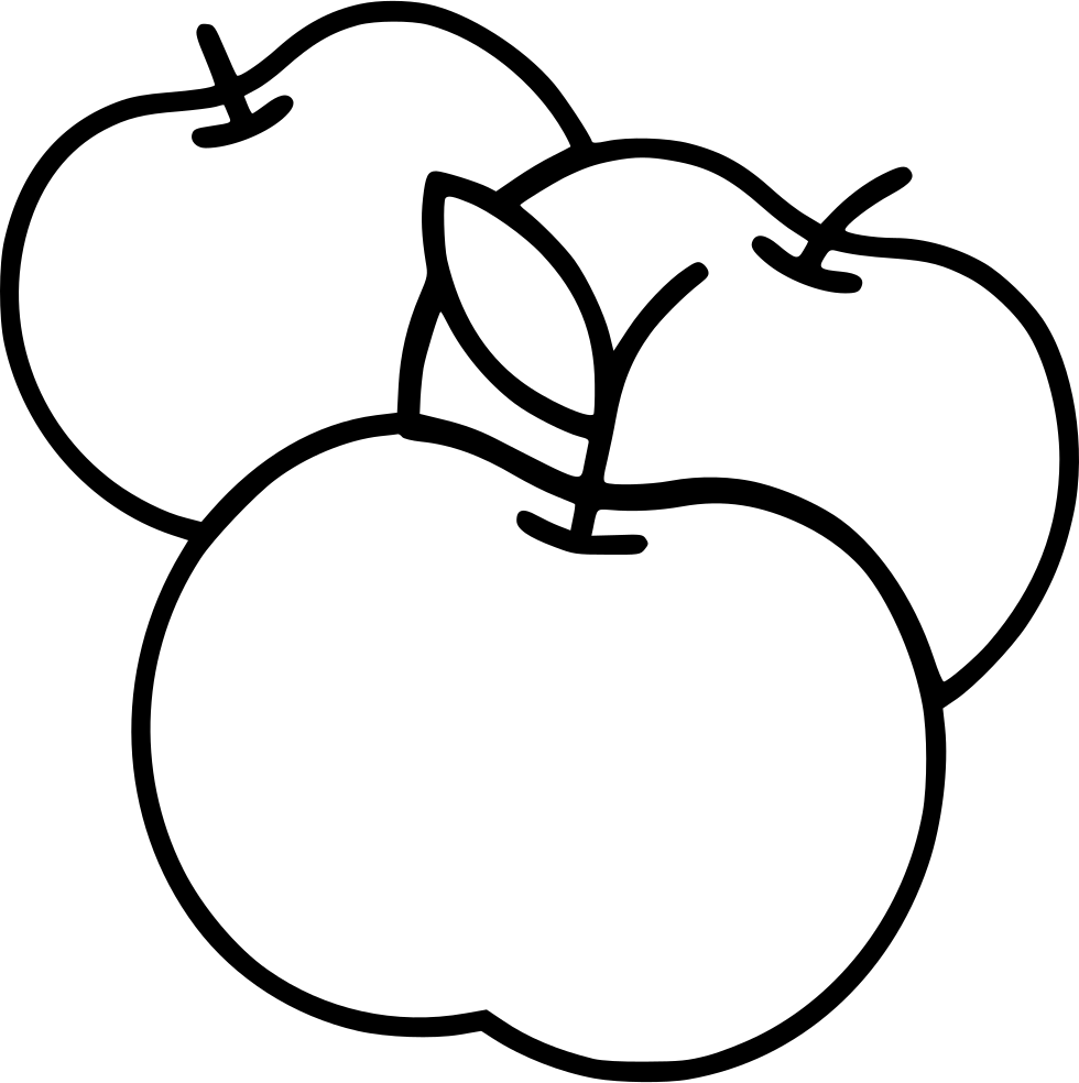 Apples Svg Png Icon Free Download (#547050