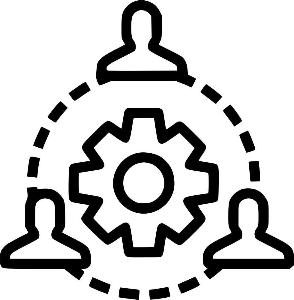 Organize Management Group Manage Connect Svg Png Icon Free