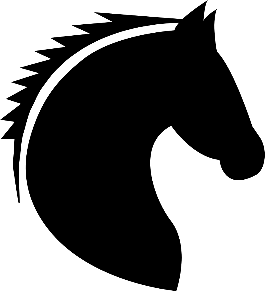 Horse Head Svg Png Icon Free Download 74002