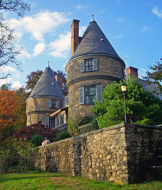 15 Castles in Pennsylvania