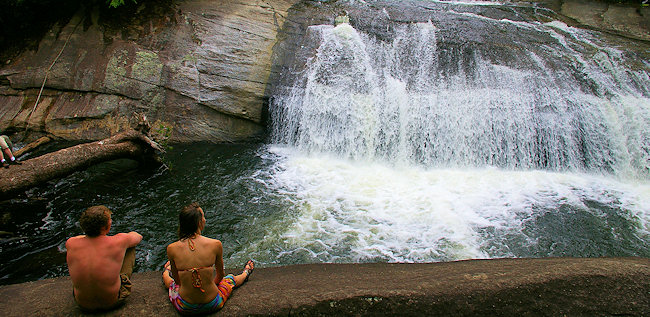 Philadelphia In The Fall Wallpaper 20 Beautiful Hidden Waterfalls In North Carolina