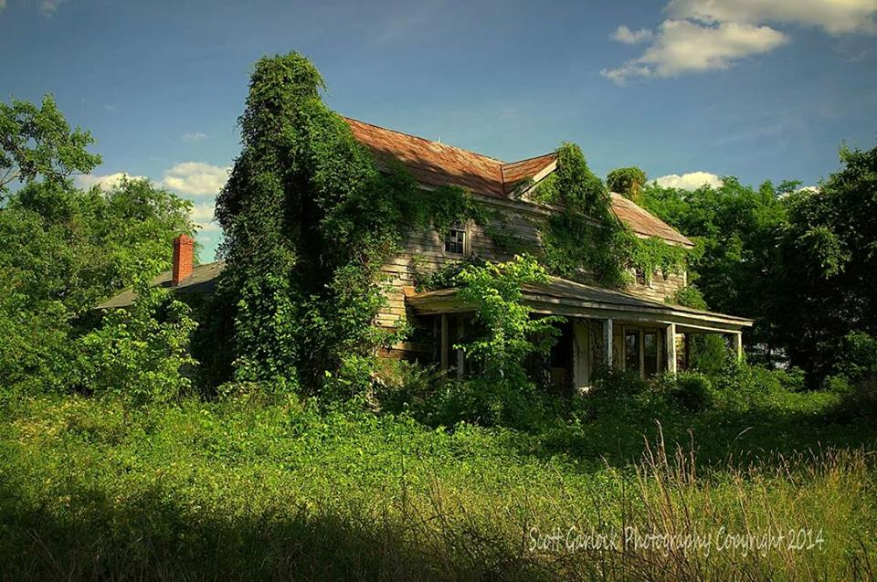 These Abandoned Places In North Carolina Are As Beautiful