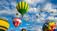 2. Hot Air Balloon Rides