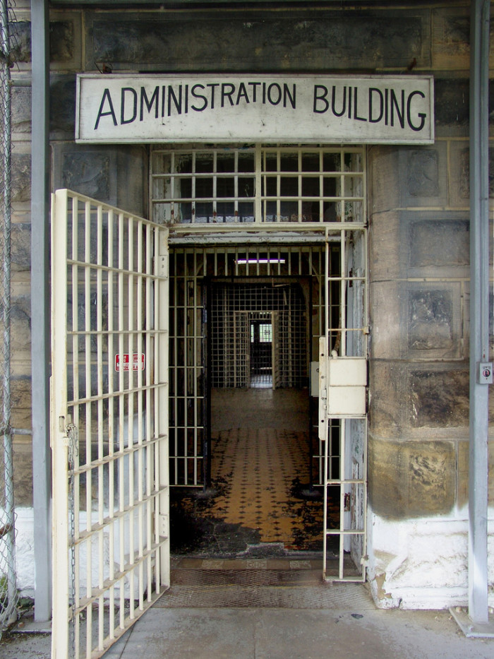 10 Photos of the West Virginia State Penitentiary