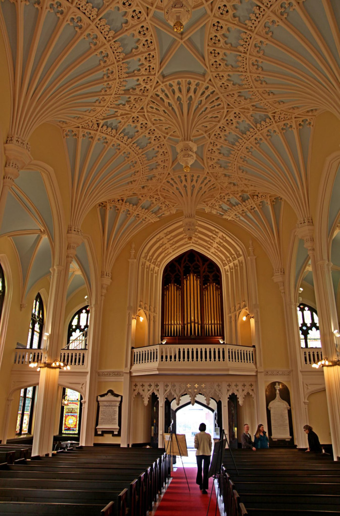 18 Beautiful Churches of SC