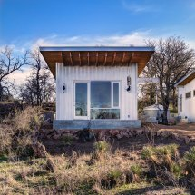 Friends Built Tiny House Community In Texas